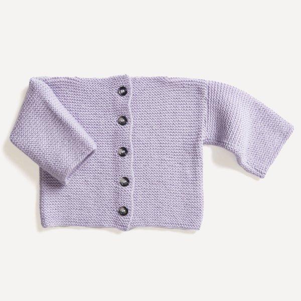 Strickset Pullover Modell 02 aus Baby Nr. 31