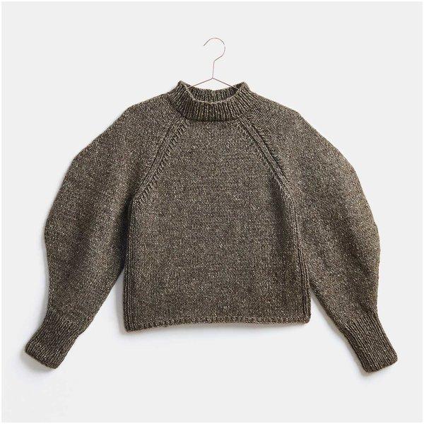 Strickset Pullover Modell 33 aus Lovewool Nr. 13