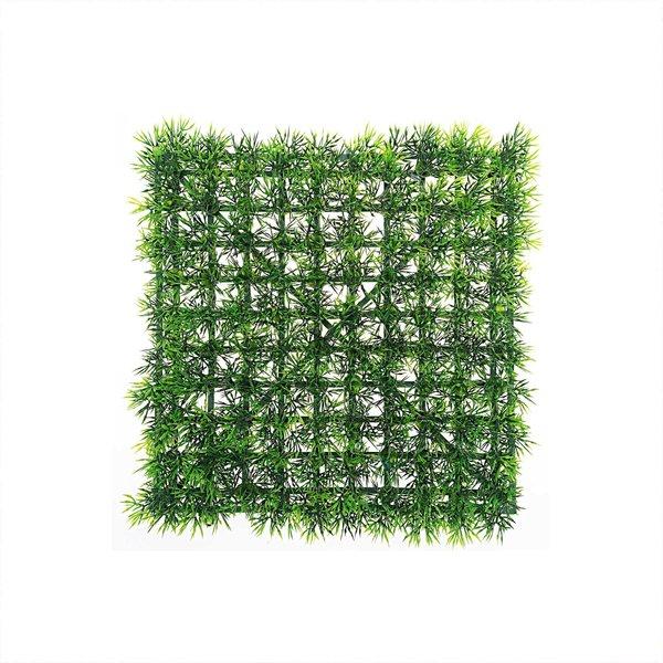 Buchsbaummatte grün 15x15cm