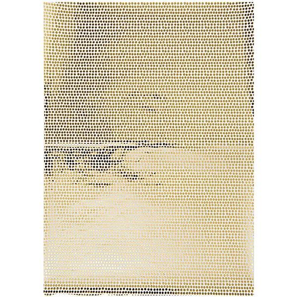 Rico Design Paper Patch Papier Dots gold 30x42cm Hot Foil