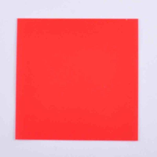 MARPA JANSEN Faltblätter Duo rot-weiß 15x15cm 60 Blatt