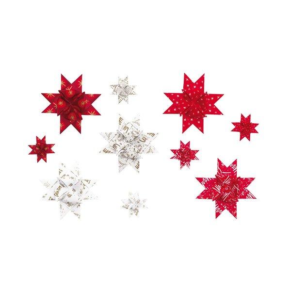 Paper Poetry Fröbelstreifen Jolly Christmas Schriften Classic 40 Stück