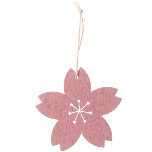 Ohhh! Lovely! Hänger Blüte rosa 1 Stück
