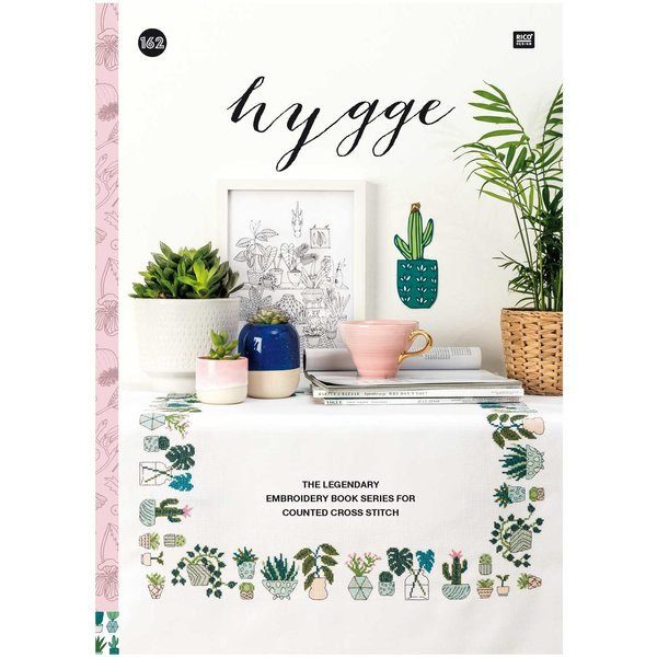 Rico Design Stickbuch Nr. 162 Hygge