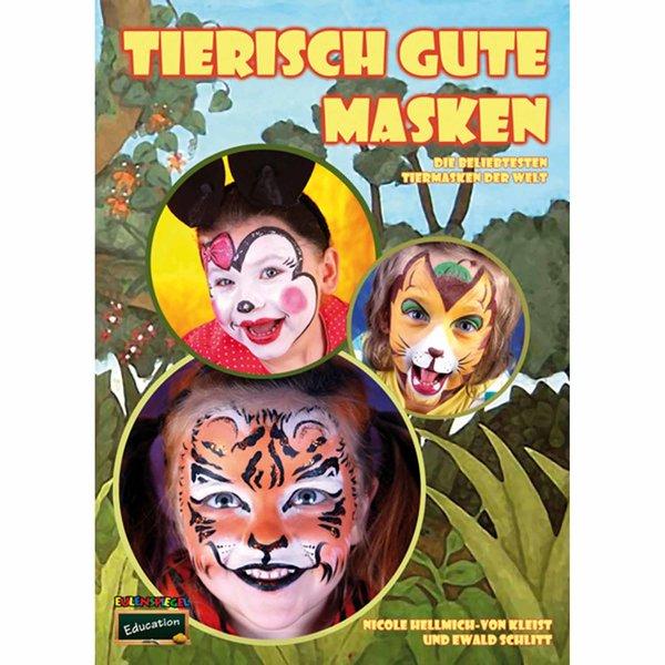 Eulenspiegel Schminkbuch Tierisch gute Masken
