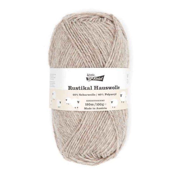 Wolle Rödel Rustikal Hauswolle 100g 180m