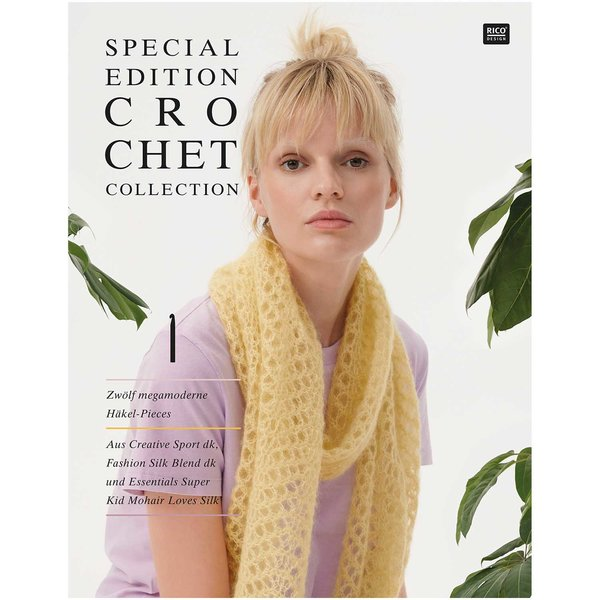 Rico Design Summer Crochet Collection