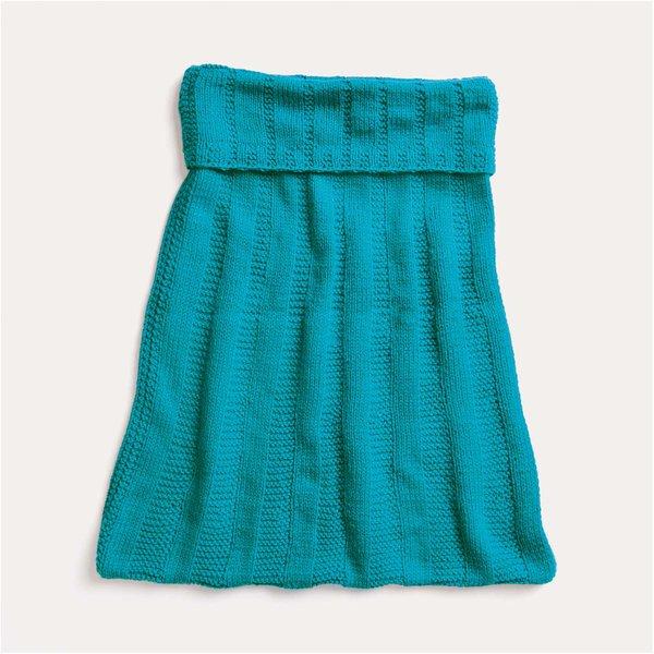 Strickset Baby-Schlafsack Modell 12 aus Baby Nr. 32