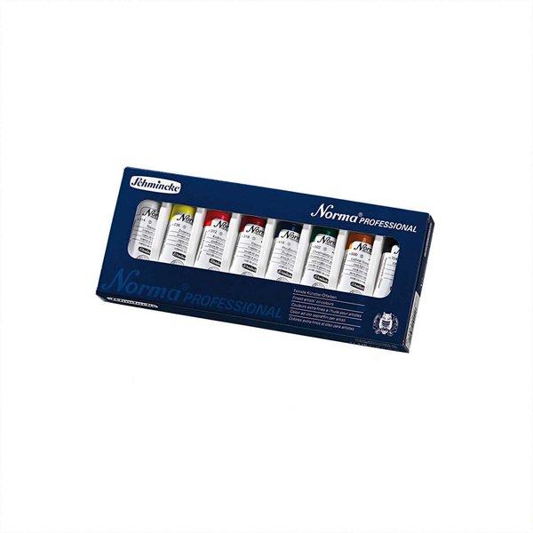 Schmincke Norma Professional Set 8x35ml