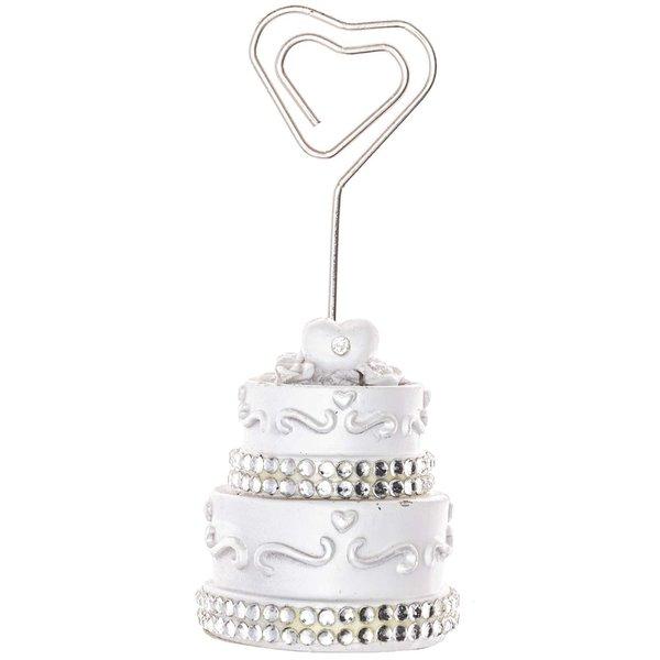 Kartenhalter Hochzeitstorte 9cm