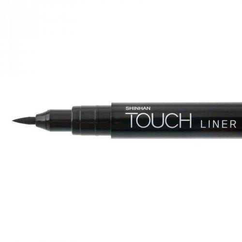 TOUCH Liner ShinHan Liner B Pinselspitze schwarz