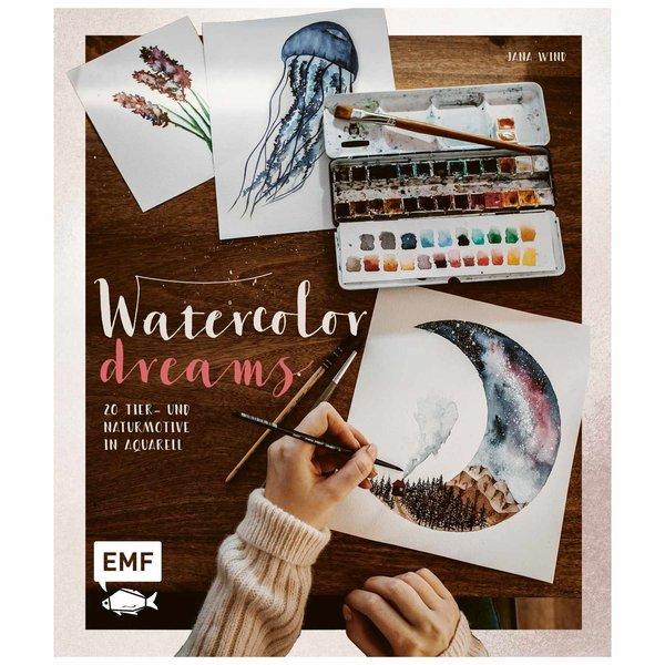 EMF Watercolor Dreams