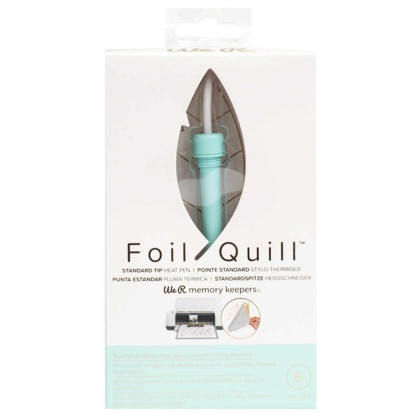 We R Memory Keepers Foil Quill Standard Spitze für Plotter 1,5mm