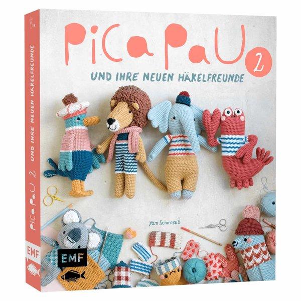 EMF Pica Pau und ihre neuen Häkelfreunde