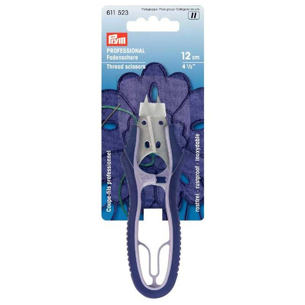 Prym Fadenschere Professional mit Soft-Grip