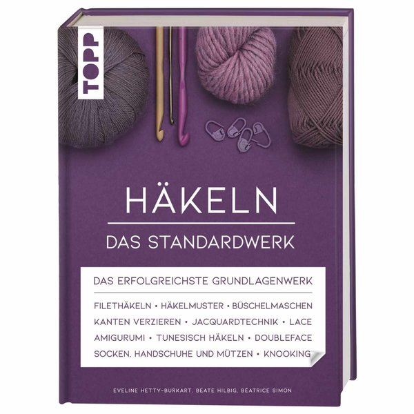 TOPP Häkeln - Das Standardwerk