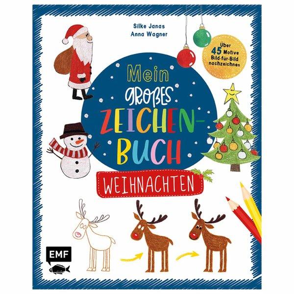 EMF Mein großes Zeichenbuch Weihnachten