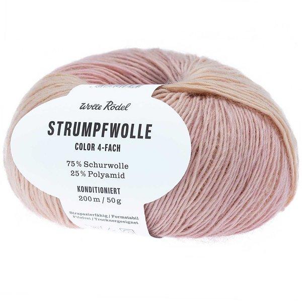 Wolle Rödel Strumpfwolle Color 50g 200m