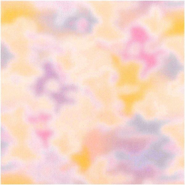 Rico Design Meterware Druckstoff Blurry Camouflage vanille