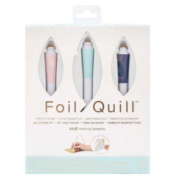 We R Memory Keepers Foil Quill Freestyle Pen Kit