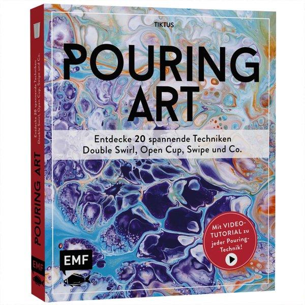 EMF Pouring Art