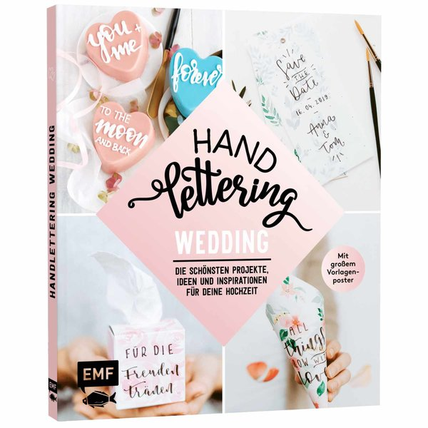 EMF Handlettering Wedding