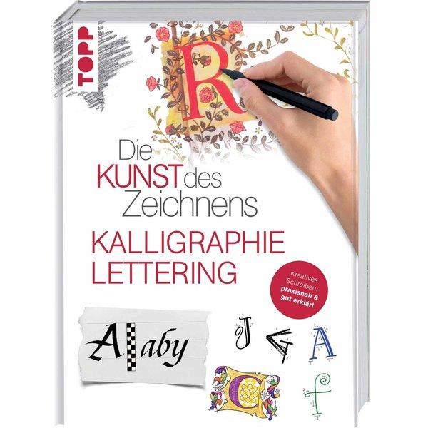 TOPP Die Kunst des Zeichnens - Kalligraphie & Lettering