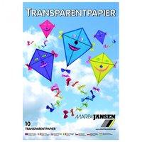 Marpa Jansen Transparentpapier 70x100cm 42g/m² 10 Bogen