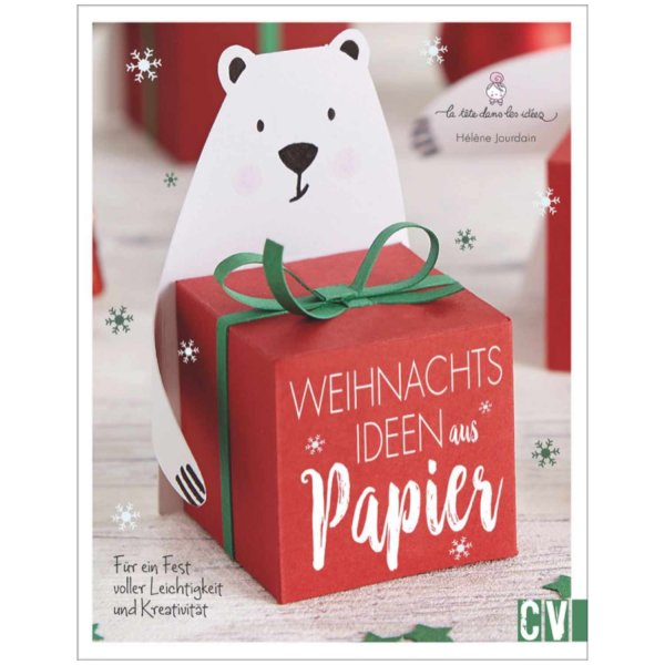 Christophorus Verlag Weihnachtsideen aus Papier
