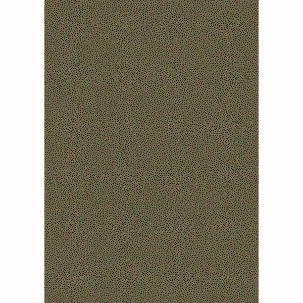 MARPA JANSEN Transparentpapier Pünktchen grün 50x60cm