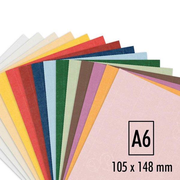 Artoz Karte Serie 1001 A6 220g/m² 5 Stück
