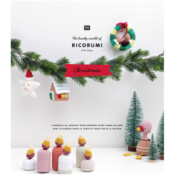 Rico Design Ricorumi Christmas Französisch