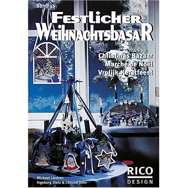 Rico Design Festlicher Weihnachtsbasar Nr.36
