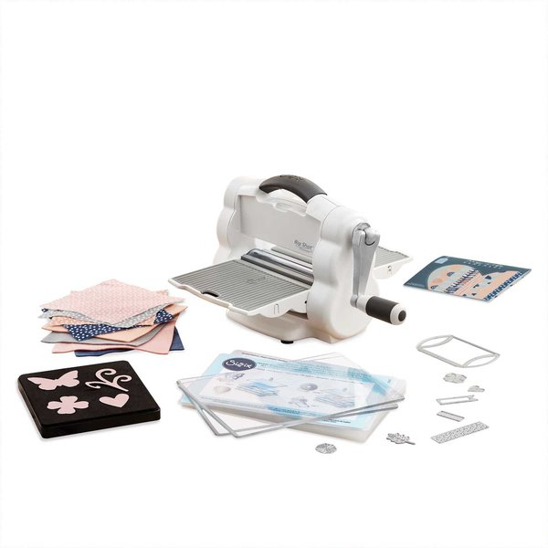 Sizzix Big Shot Foldaway Starter Set