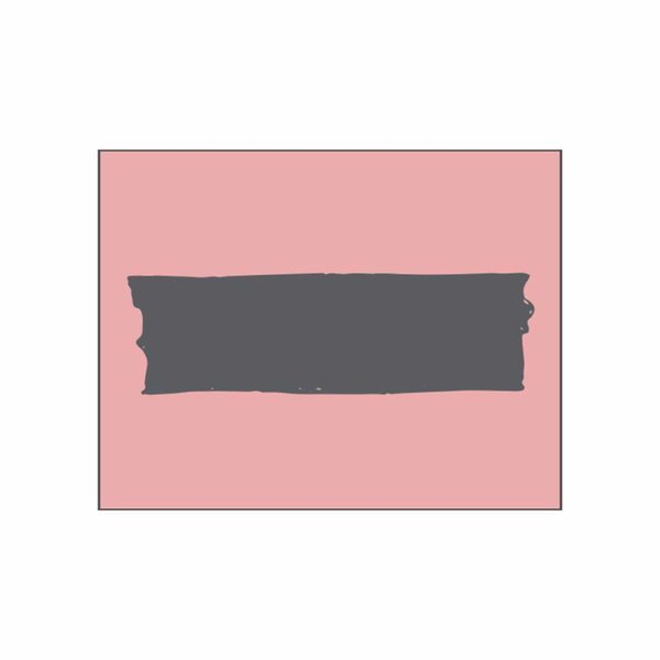 May&Berry Stempel Pattern 3 rosa 35x45mm