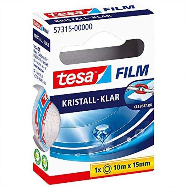 tesa film® klar Klebefilm 15mm 10m