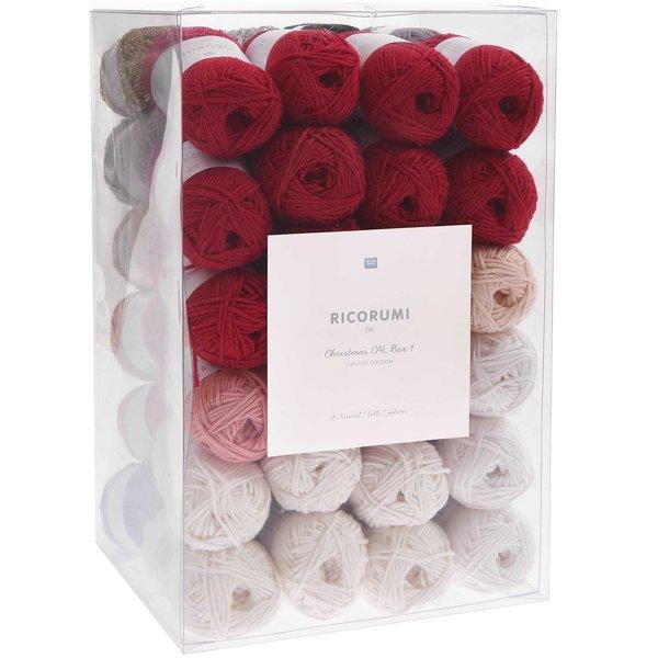 Rico Design Creative Ricorumi dk Christmas CAL Box 1