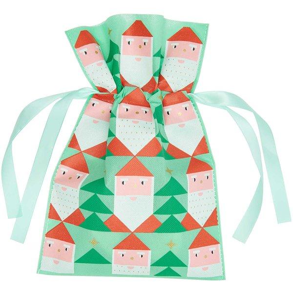 Geschenktüte Weihnachtsmann klein 20x30cm