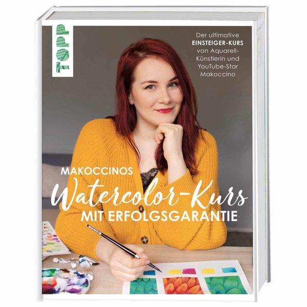 TOPP Makoccinos Watercolor-Kurs mit Erfolgsgarantie