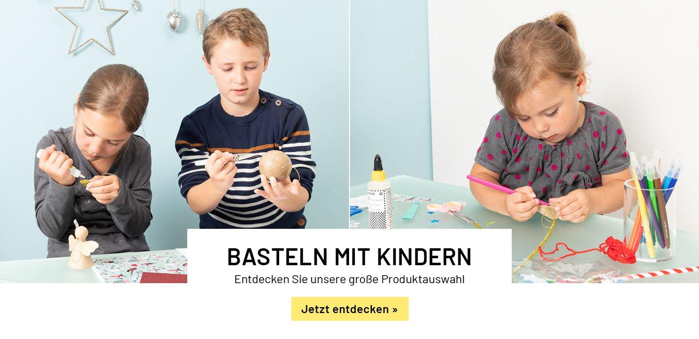 Xmas Basteln mit Kindern