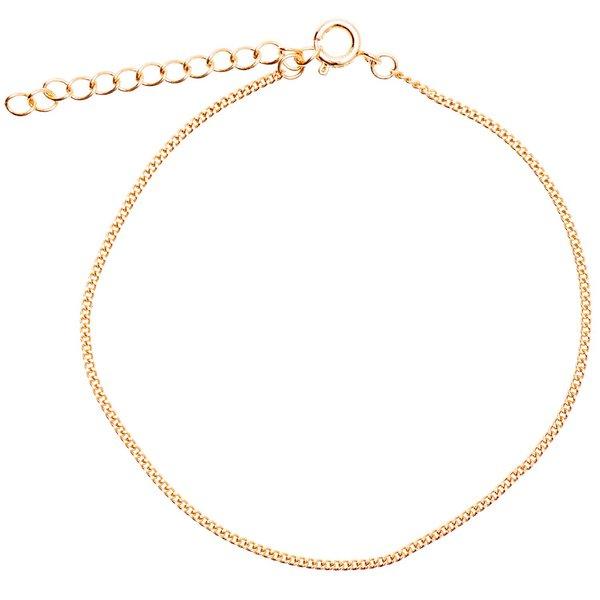 Mix it Up - Jewellery Gliederarmband gold 17cm
