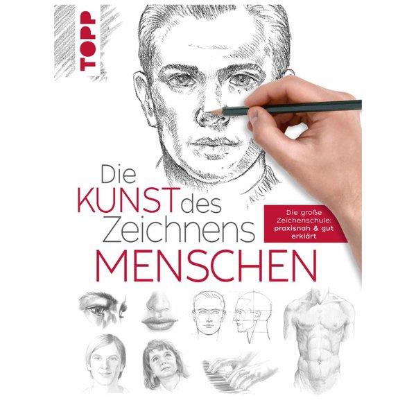TOPP Die Kunst des Zeichnens - Menschen Neuauflage 2020