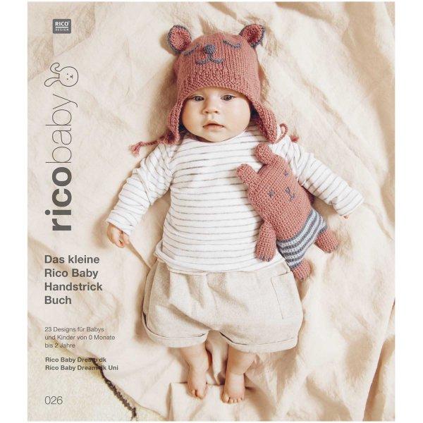 Rico Design Baby Heft Nr.26
