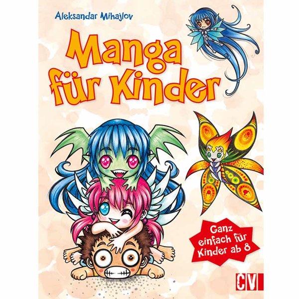 Christophorus Verlag Manga für Kinder