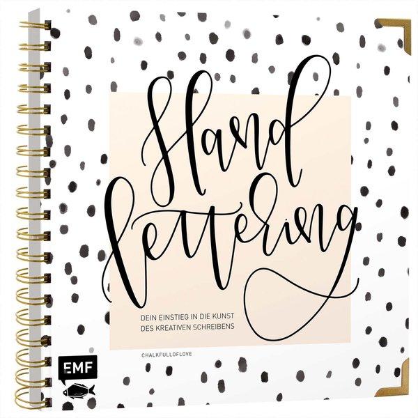 EMF Handlettering - Dein Einstieg in die Kunst des kreativen Schreibens