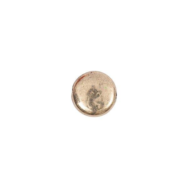 Jewellery Made by Me Nieten rund zum Aufnähen gold 10mm 10 Stück