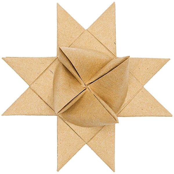 Rico Design Fröbelstreifen Kraftpapier 120g/m² 40 Stück
