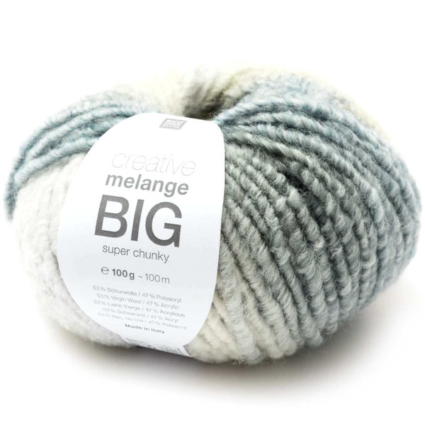 Rico Design Creative Melange Big super chunky 100g 100m
