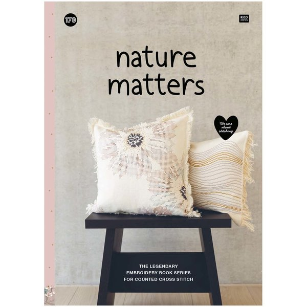 Rico Design Stickbuch Nature Matters Nr. 170