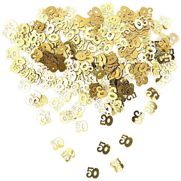 Rico Design Flitter Streu 50 gold 10g
